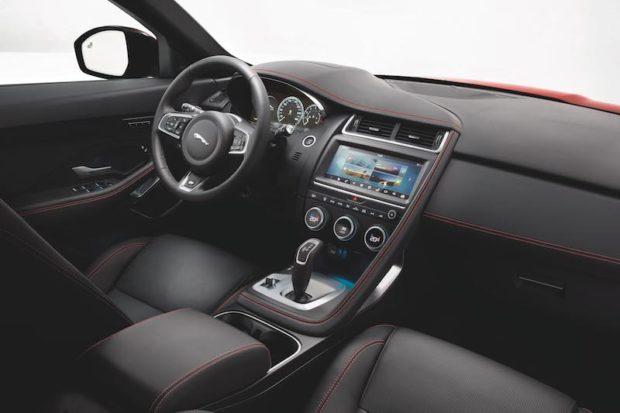 Jaguar E-Pace Innenraum