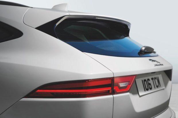 Jaguar E-Pace Rücklicht