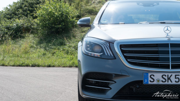 Mercedes-Benz S 500 Multibeam LED