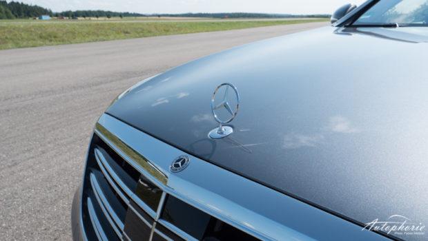Mercedes-Benz S 500 Stern