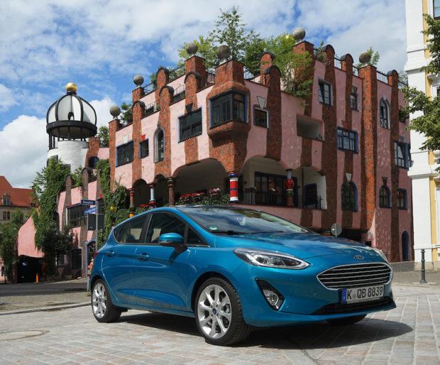 Neuer Ford Fiesta achte Generation