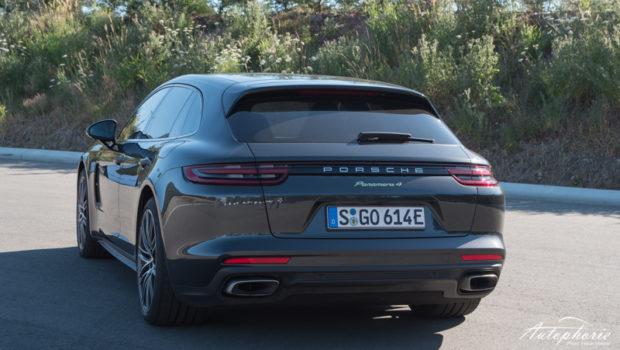 Porsche Panamera Sport Turismo Heck