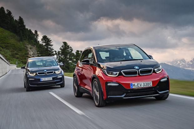 Neuer BMW i3s und BMW i3