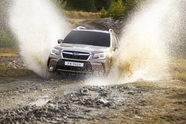 Subaru Forester Modelljahr 2016