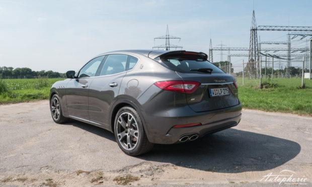 Maserati Levante Heck