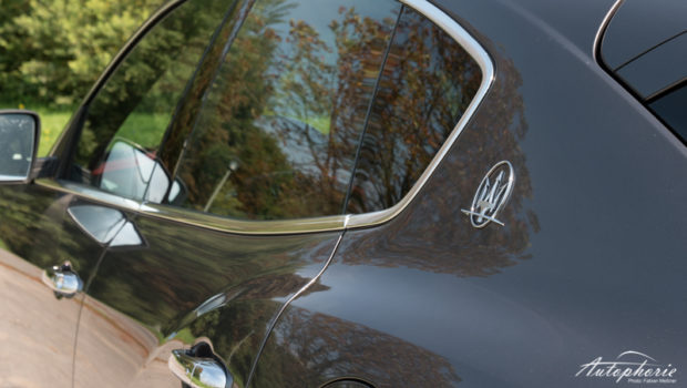 Maserati Levante Fensterlinie