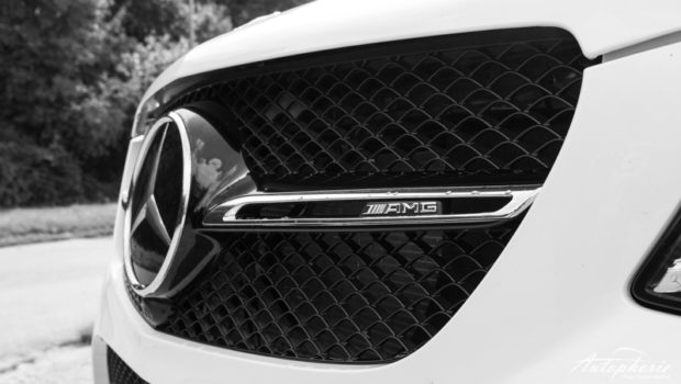 Mercedes-AMG GLE 43 Grill