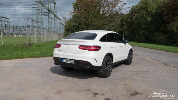 Mercedes-AMG GLE 43 Heck