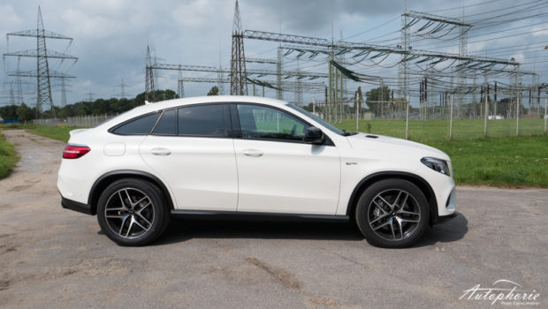 Mercedes-AMG GLE 43 Fensterlinie