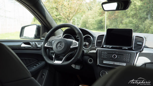 Mercedes-AMG GLE 43 Interieur