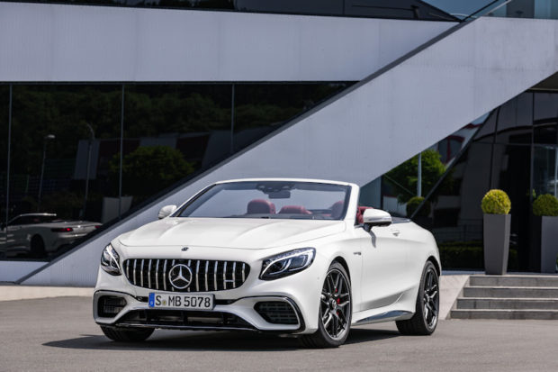 Mercedes-AMG S63 Panamericana Grill