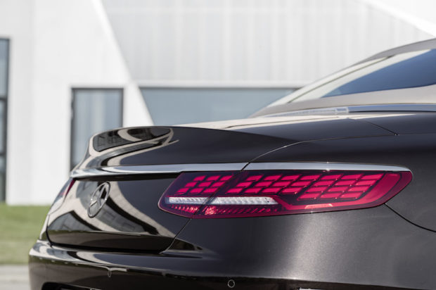 Mercedes-Benz A217 OLED Rücklicht