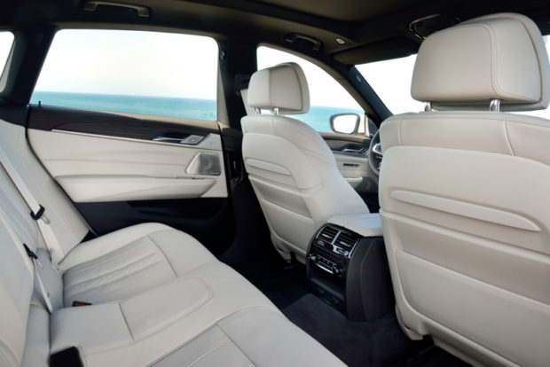 BMW 6er Gran Turismo Fond