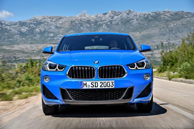 BMW X2 F39 M Sport Front
