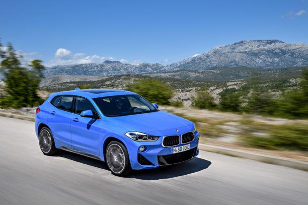 BMW X2 F39 M Sport