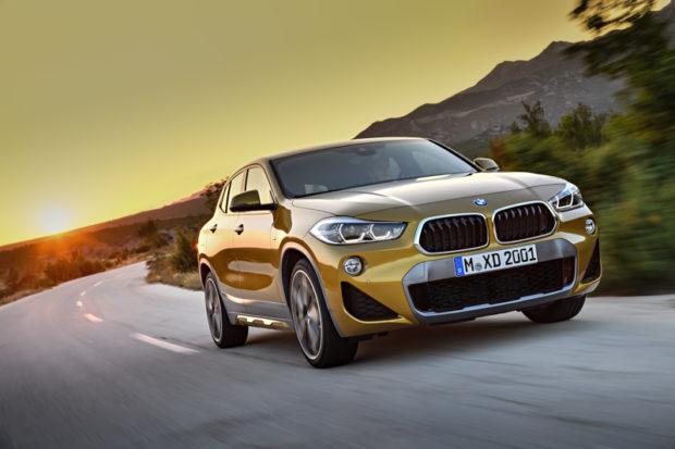 BMW X2 F39 M Sport X Front