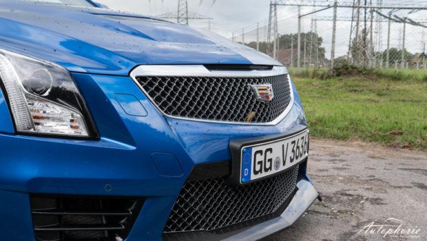 Cadillac ATS-V Grill