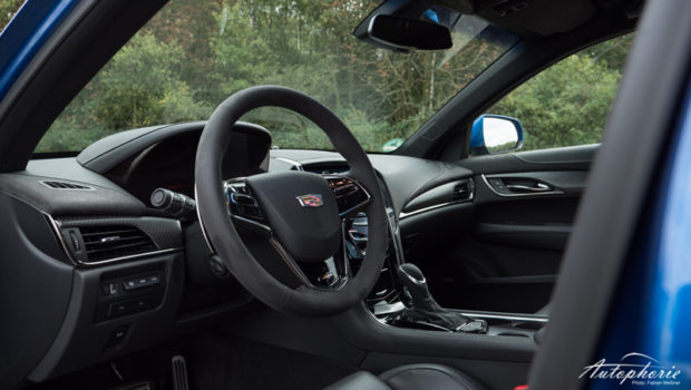 Cadillac ATS-V Cockpit