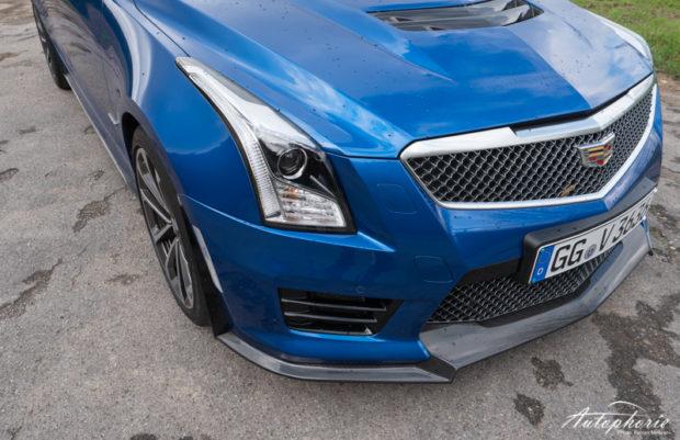 Cadillac ATS-V Radlauf