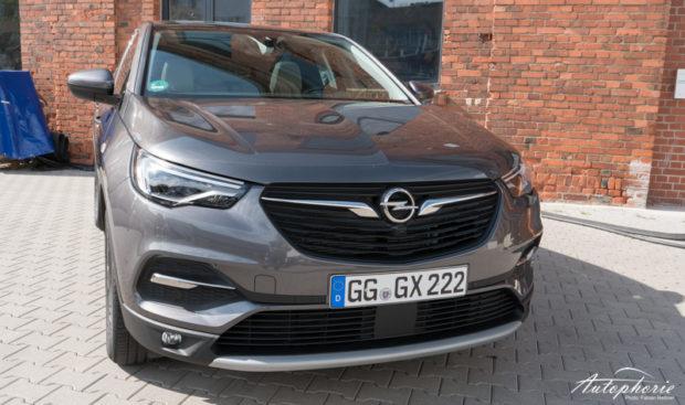 Opel Grandland X Frontal
