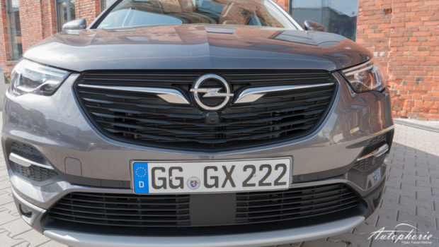Opel Grandland X Grill