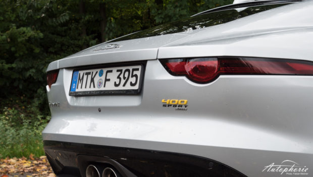 F-Type 400 Sport Label