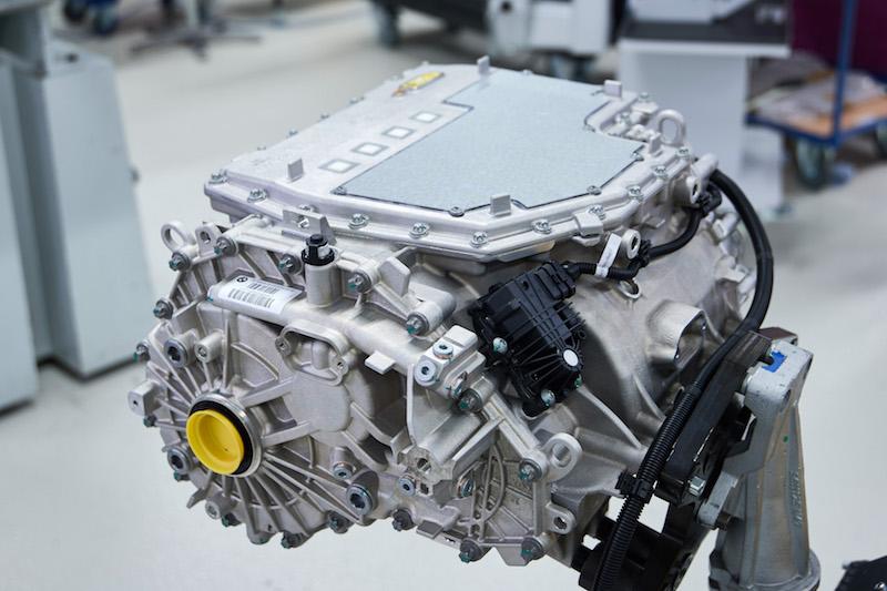 Kompaktes Elektro-Modul: Bosch e-Achse