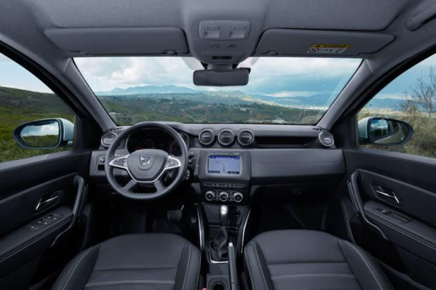 2018 Dacia Duster Innenraum