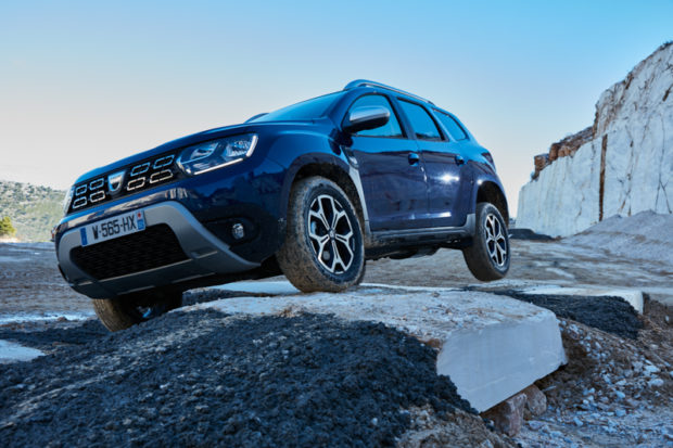 2018 Dacia Duster 4x4 Off-Road