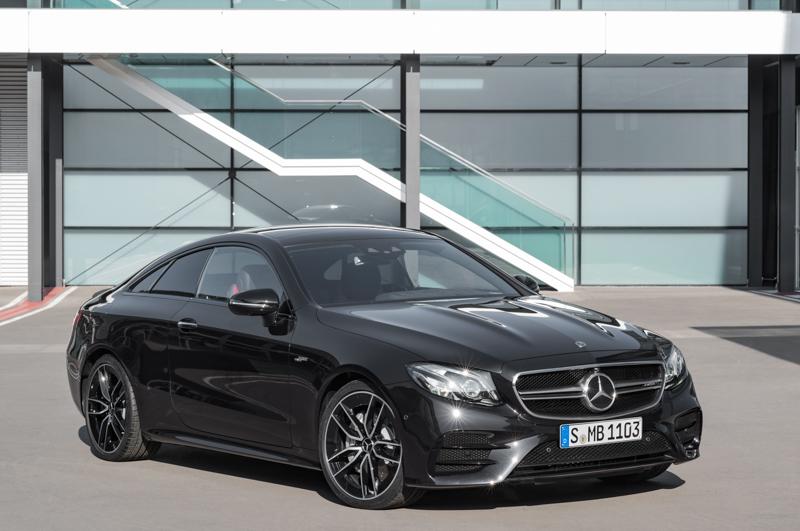 Die Dreiundfunfziger Mercedes Amg Cls 53 E 53 Coupe Und Cabrio
