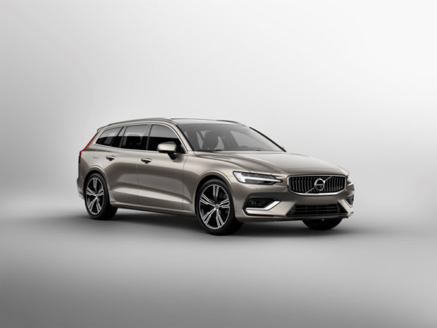 2018 Volvo V60 Front