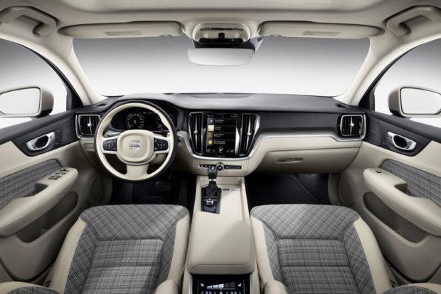 2018 Volvo V60 Cockpit
