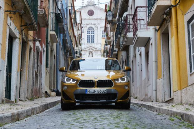 BMW X2 M Sport X Front
