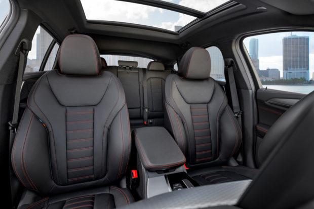 BMW X4 G02 Innenraum