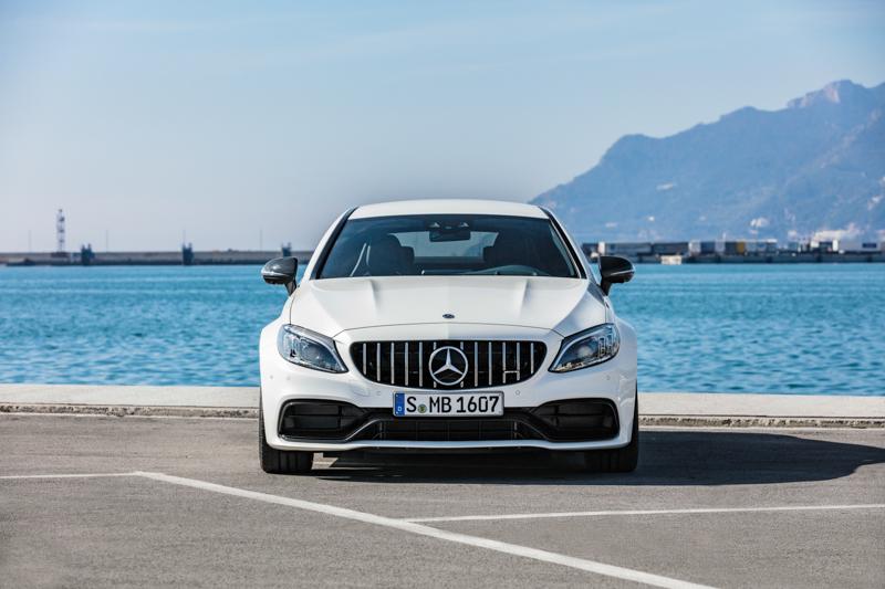 Die Neuen Mercedes Amg C63 Modelle Autophorie De