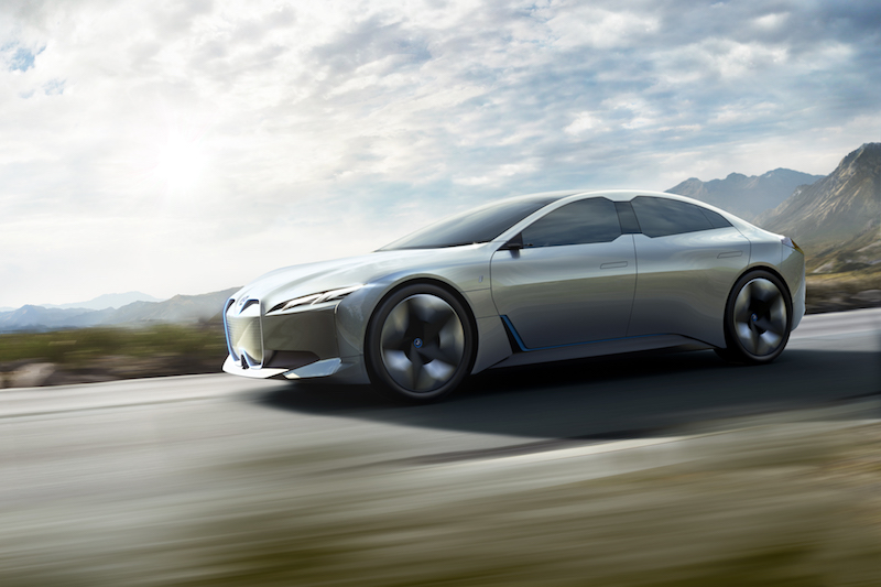 bmw i4 limousine mit bis zu 700 km reichweite - autophorie.de