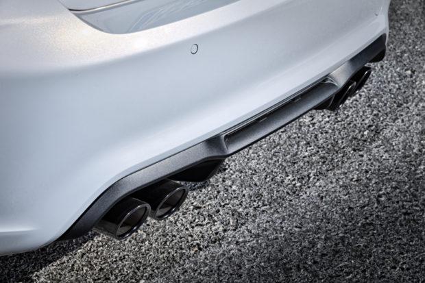 BMW M2 Competition Abgasanlage