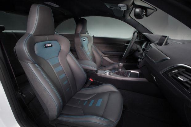BMW M2 Competition Sitze