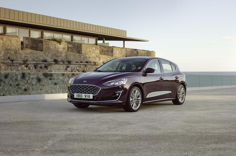 Premiere Fur Die Vierte Generation Des Ford Focus Autophorie De