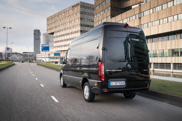Mercedes-Benz Sprinter 319 CDI Tourer 2018