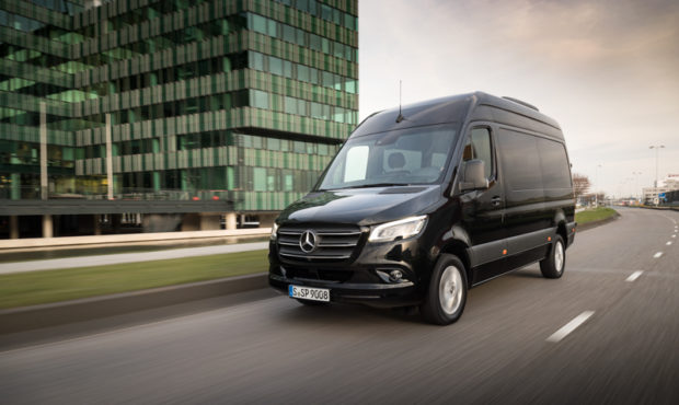 Neuer Mercedes-Benz Sprinter 319 CDI Tourer