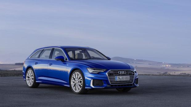 2018 Audi A6 Avant Front