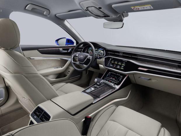 2018 Audi A6 Avant Cockpit
