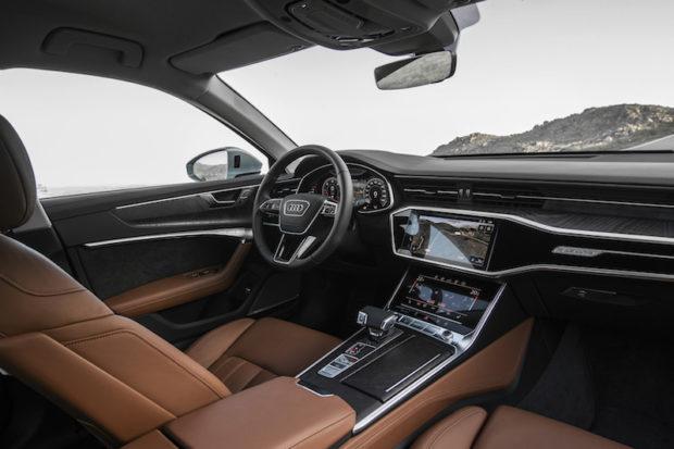 Audi A6 55 TFSI quattro Innenraum