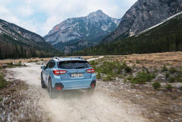 2018 Subaru XV Heck