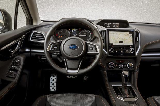 2018 Subaru XV Innenraum