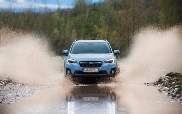 2018 Subaru XV Front