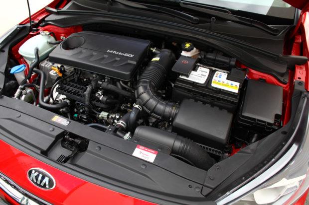 2018 Kia Ceed 1.4 T-GDI Motor