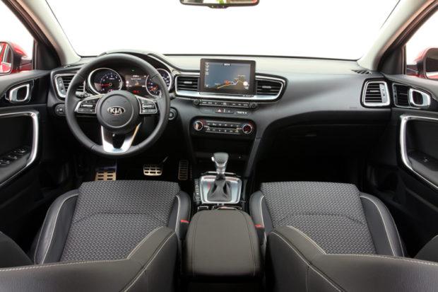 2018 Kia Ceed Cockpit