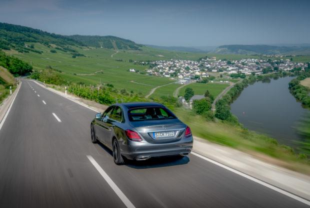 2018 Mercedes-Benz C-Klasse C 200 EQ Boost Test